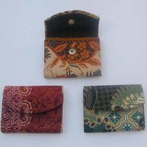 Souvenir Dompet Batik